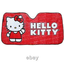 10pc Hello Kitty Core Car Truck Seat Covers Mats Accessories Set For Mazda