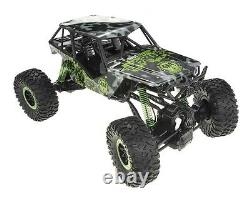 110 RC Rock Crawler Truck 4WD Rally Car 2.4GHz Remote Control RTR Green New