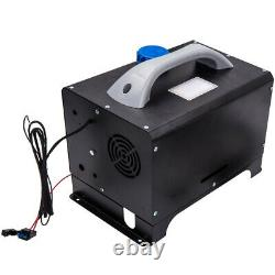5KW-8KW 12V Diesel Air Heater LCD Remote Control For Car Truck Motorhome