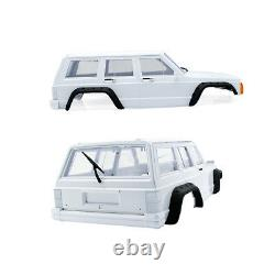 ABS Hard Plastic 313mm Body Shell For RC 110 Cherokee XJ SCX10 RC 4WD Car Truck