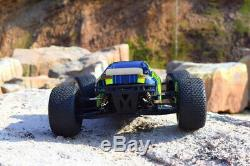 Absima 12243 Truggy Truck AT3.4BL BRUSHLESS 4WD RTR 110 FAST RC Car