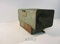 Antique Vintage Thermador Firestone King Air Window Swamp Cooler Car Auto AC A/C