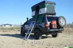 Brothers Camp ABS Hard Shell Overlander Camping Car/Truck/Suv/Van Roof Top Tent