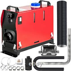 Diesel Air Heater All in One 12V 8KW Parking Heater For Car Trucks Boats Bus RVs