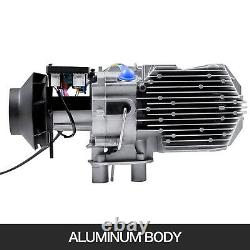Diesel Air Heater All in One 12V 8KW Plateau Version For Car Trucks Boats Bus RV
