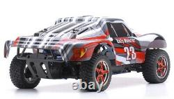 Exceed RC 1/10 Rally Monster Nitro Gas Car Off Road Short Course Truck 4WD 2Spee