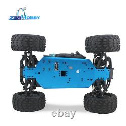 HSP 1/10 Scale 4WD Off-road Nitro Fuel Powered Monster Truck RC Car No. 94188