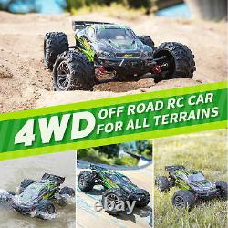 Hosim 116 4WD RC Car Brushless Remote Control RC Monster Truck High Speed RTR