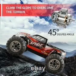 Hosim 116 RC Car 4WD 36km/h High Speed Remote Control Monster Truck Red 9135