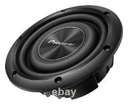 Pioneer TS-A2000LD2 700 Watts 8 Dual 2 Ohm Shallow Mount Car Truck Subwoofer