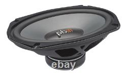 Powerbass OE-690D 6x9 Midbass OEM Replacement Car Truck Speakers 2 & 8 Ohm PAIR