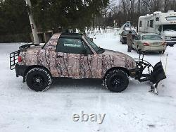 TALL TREE CAMOUFLAGE, Vinyl Wrap, Matte, Vehicle Wrap for Car, Truck, & Boat