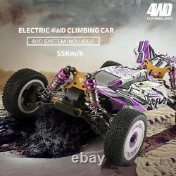 WLtoys RC Car 1/12 4WD RC Racing Car 2.4G 60KM/H High Speed Off Road RC Cars